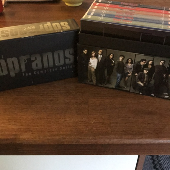 Sopranos box set