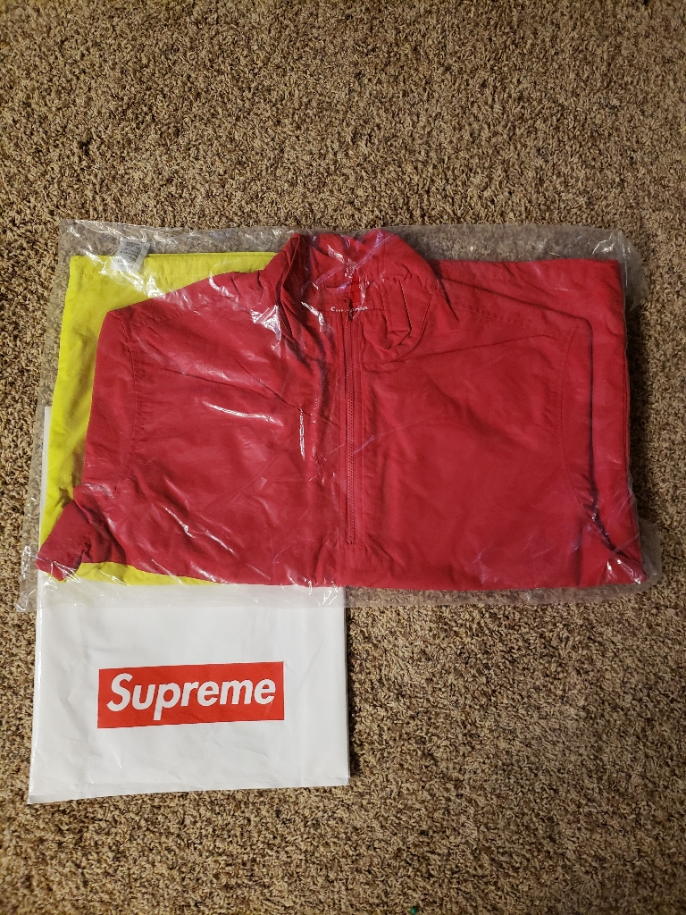 Supreme Corner Arc Half Zip Pullover