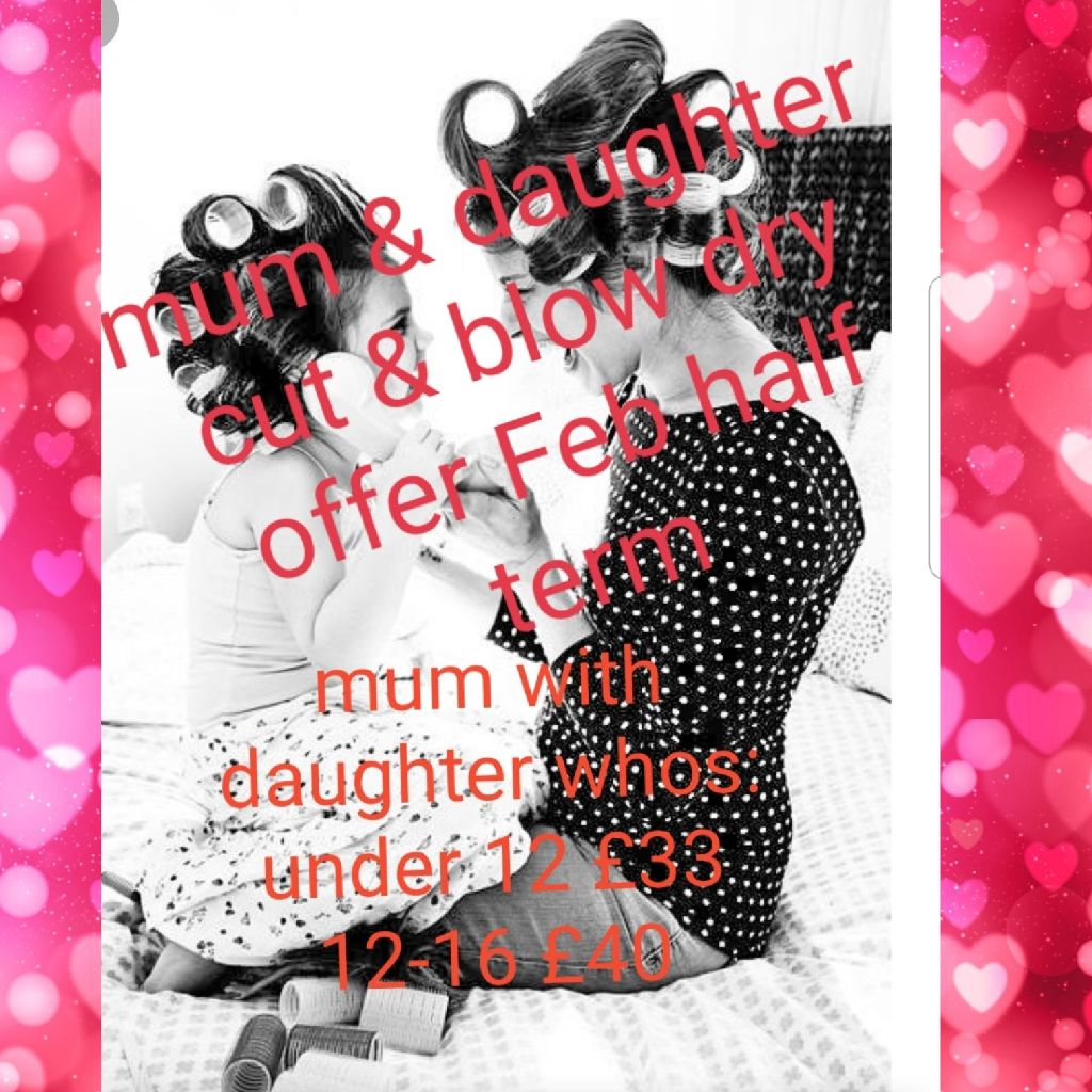 Special mum & daughter package