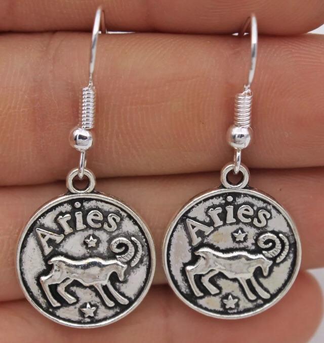 New Aries earrings