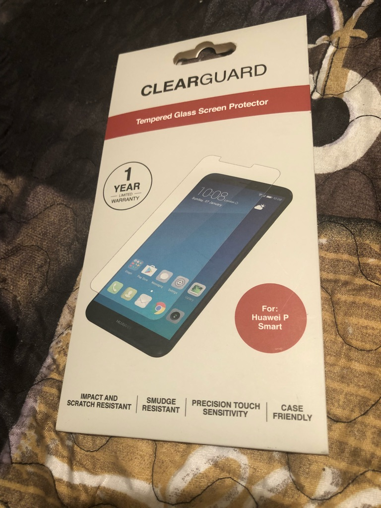 Screen protector for huawei p smart