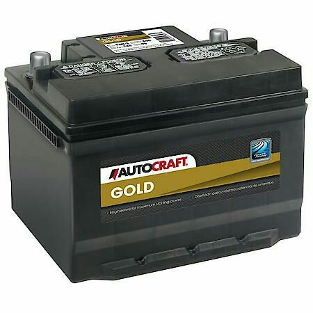 Car or truck battery 700cca