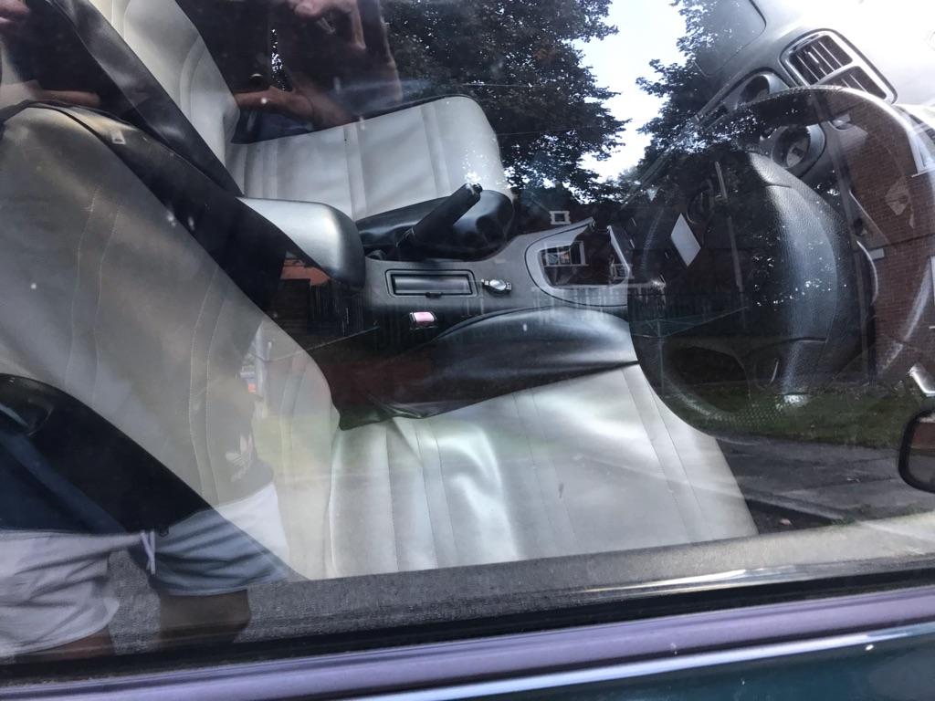 Mg mgf 1997 1.8 convertible