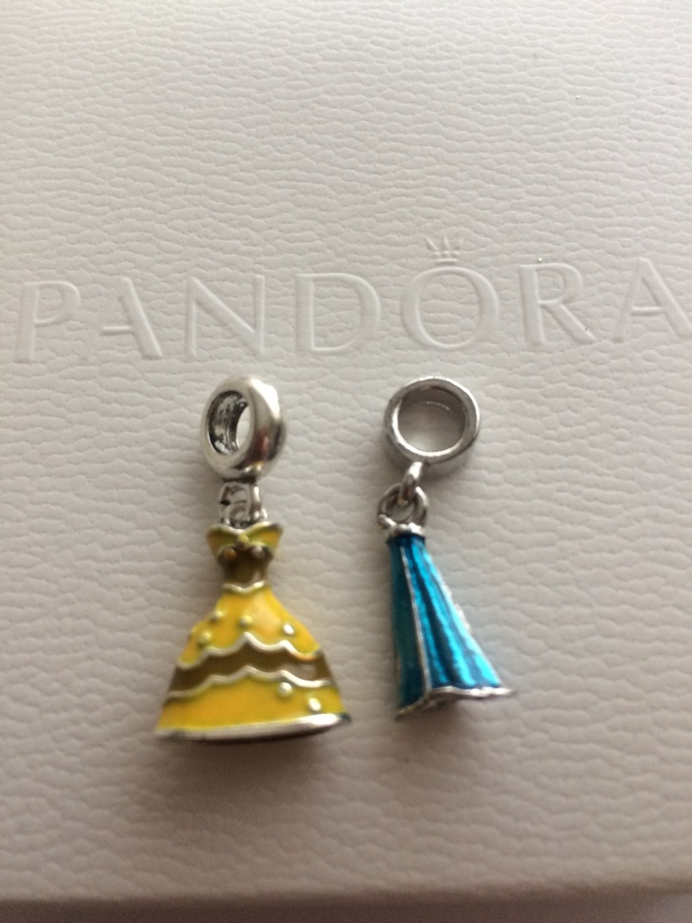 Lovely charms fit pandora bracelet