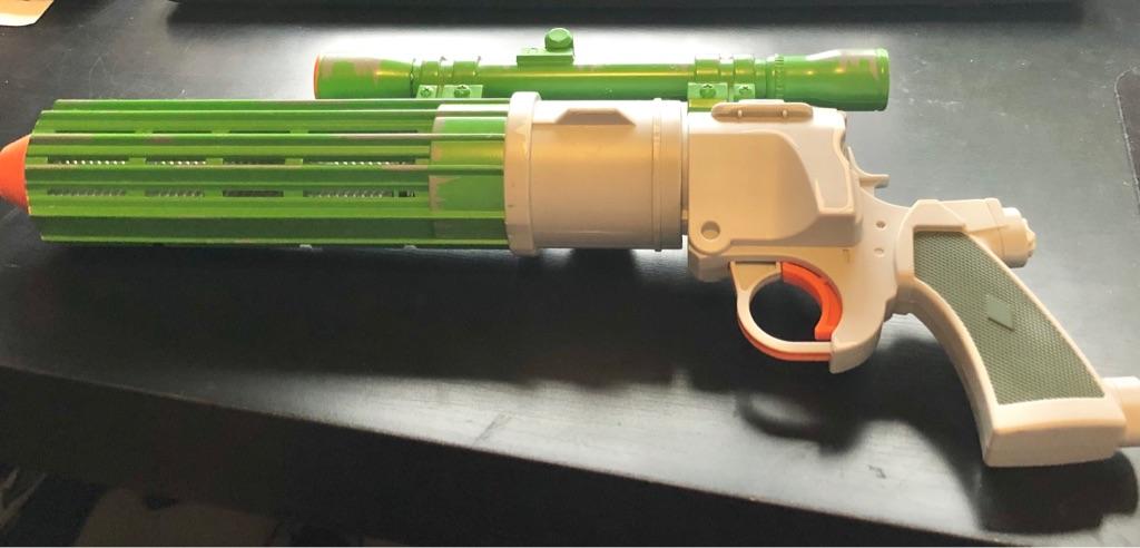 CHILDS TOY GUN