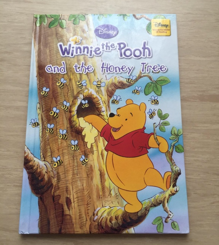 Win she Pooh book