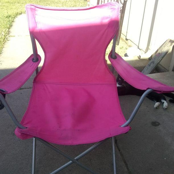 Fold chair