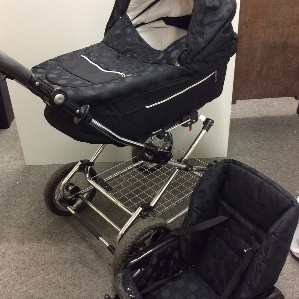 Babystyle pram and buggy.