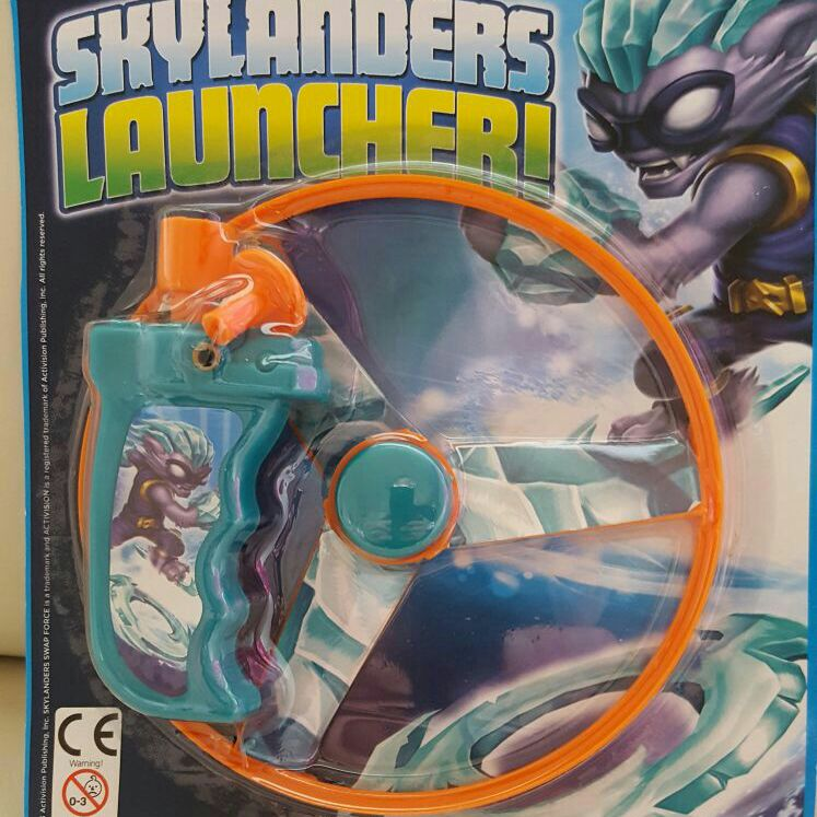 Skylander Launchers