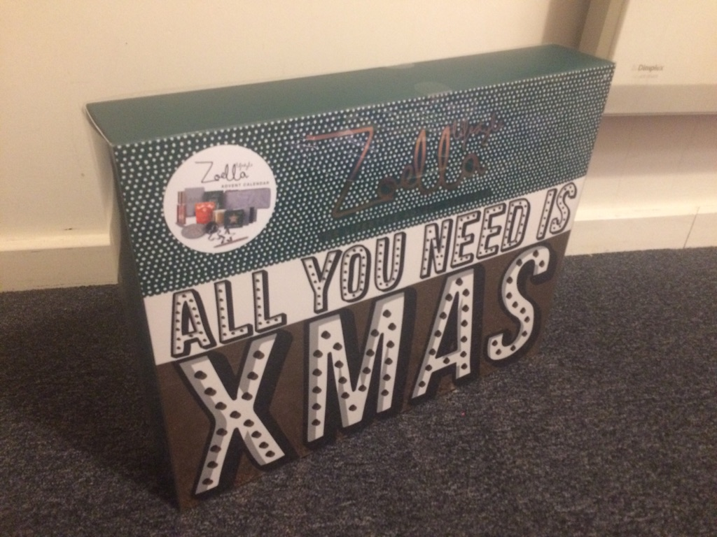 Zoella Christmas Advent Calendar