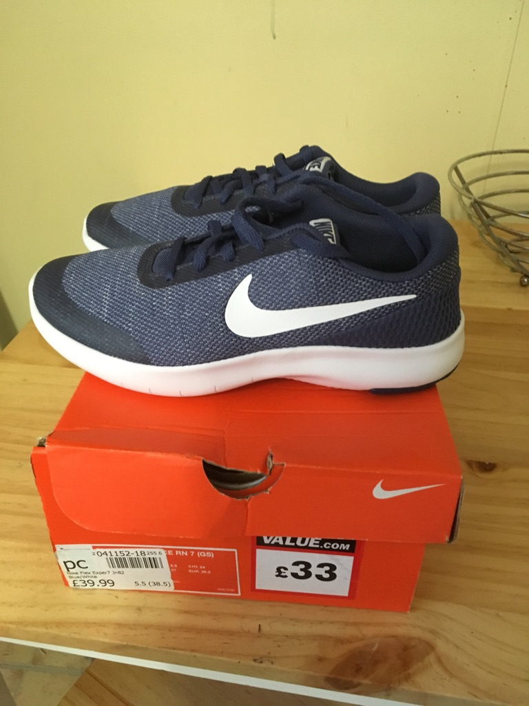 New in box Nike trainers 5 1/2