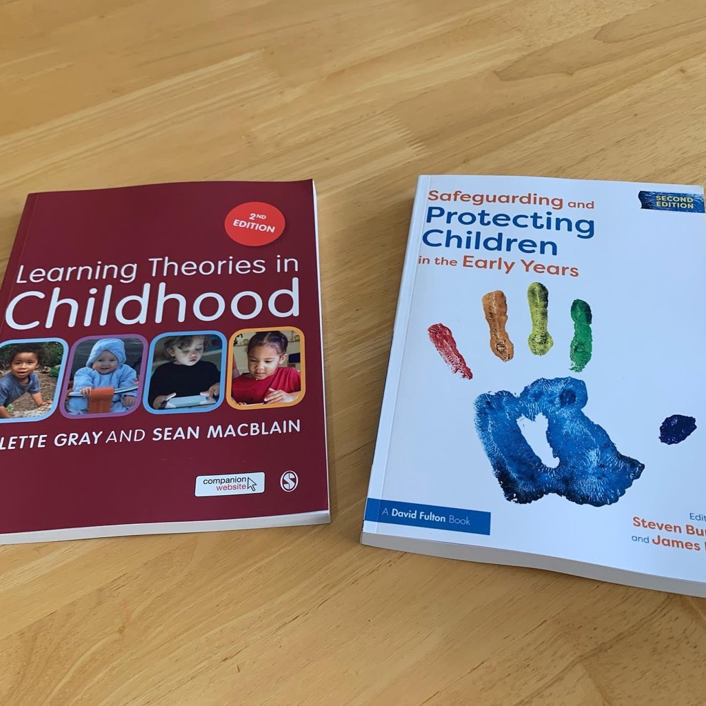 Childcare Educational Books