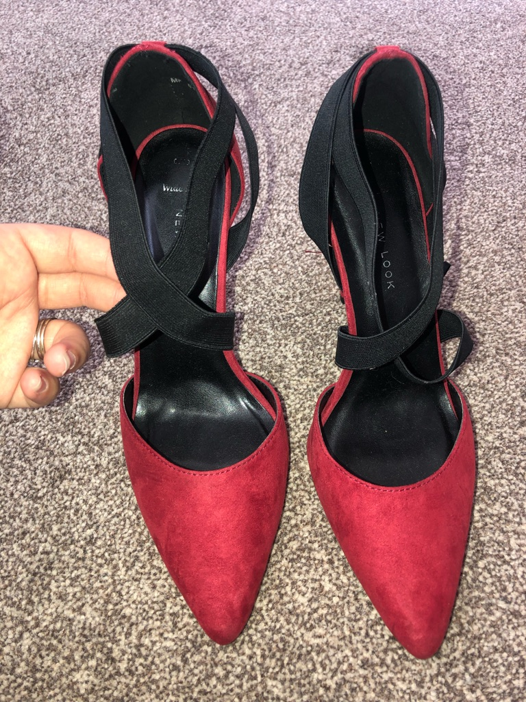 Size 6 heels / shoes