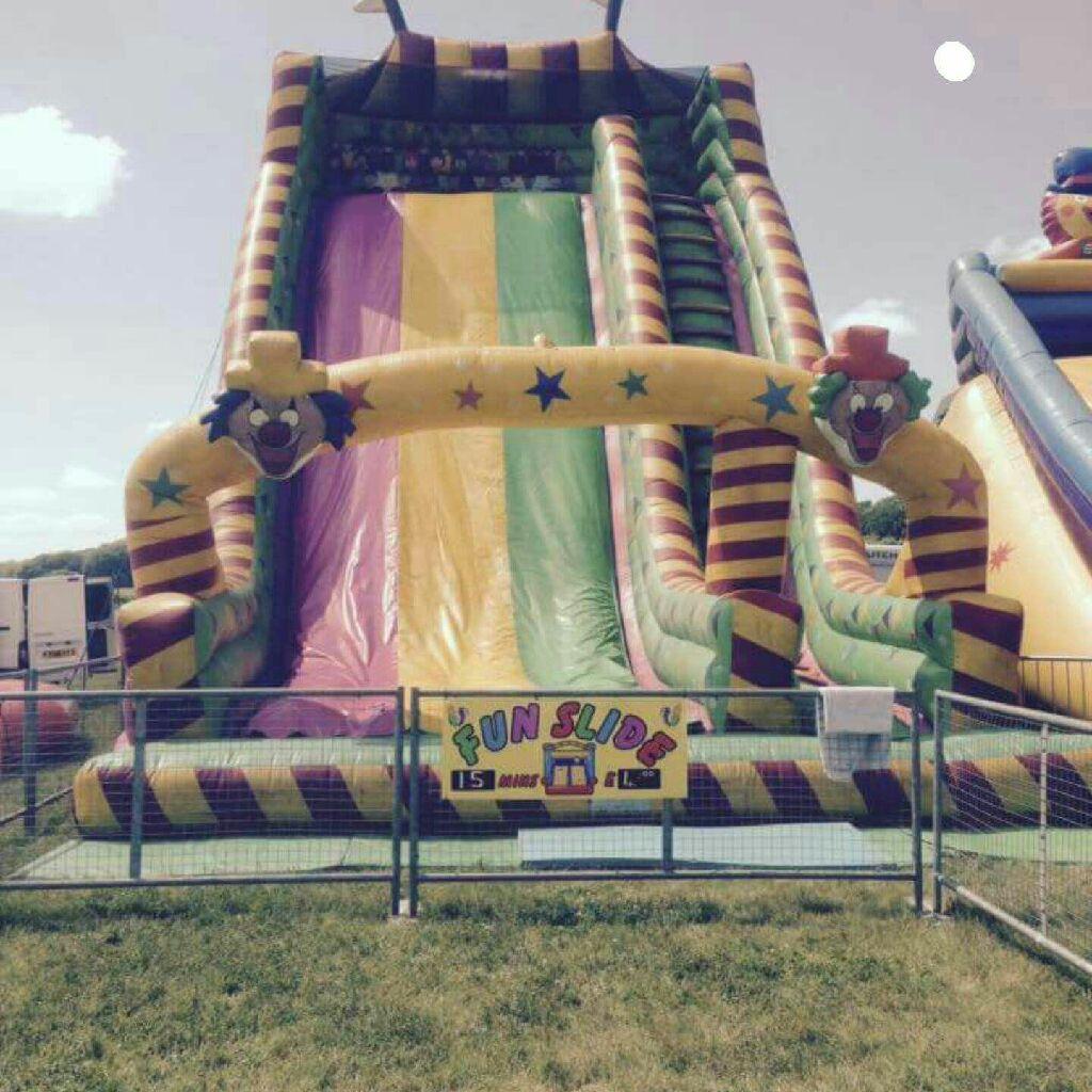 Big slide for sale