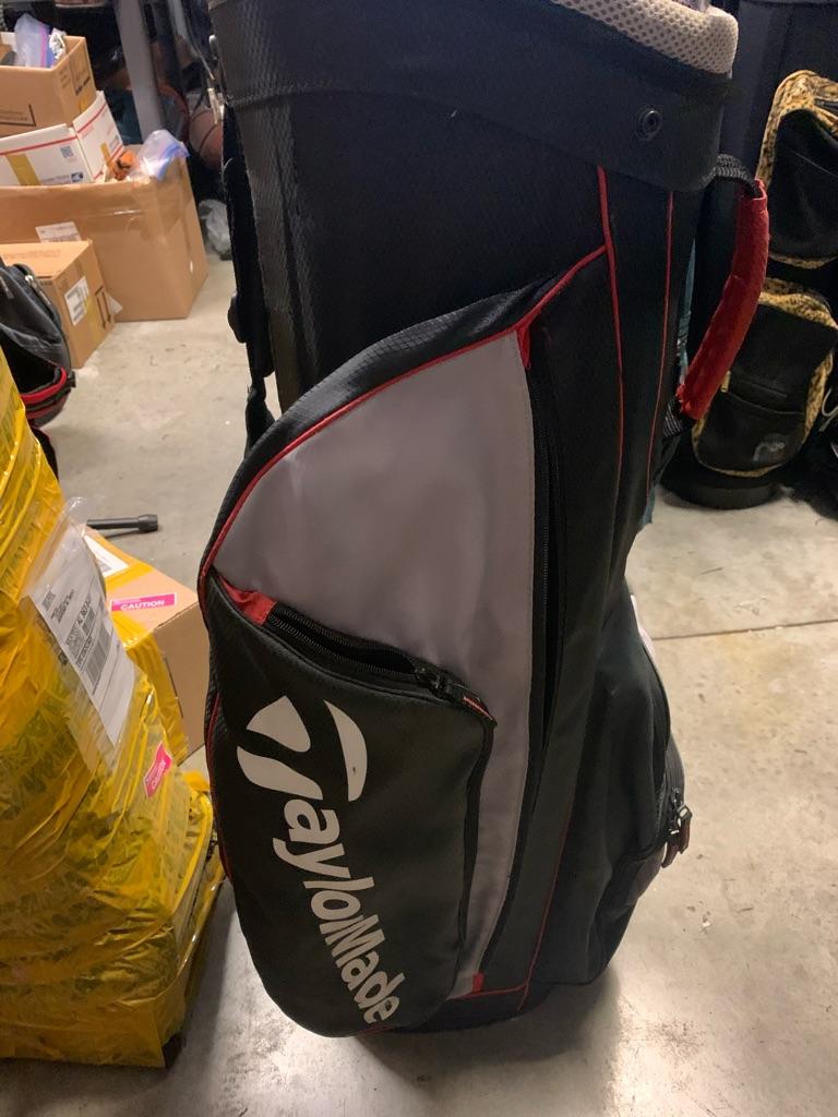 Tsylormade RBZ 14 way cart bag