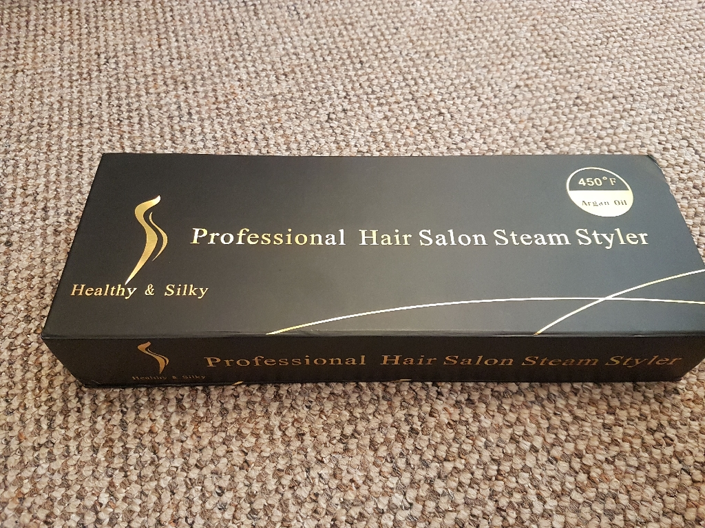 Professional Hair Salon Steam Straighteners