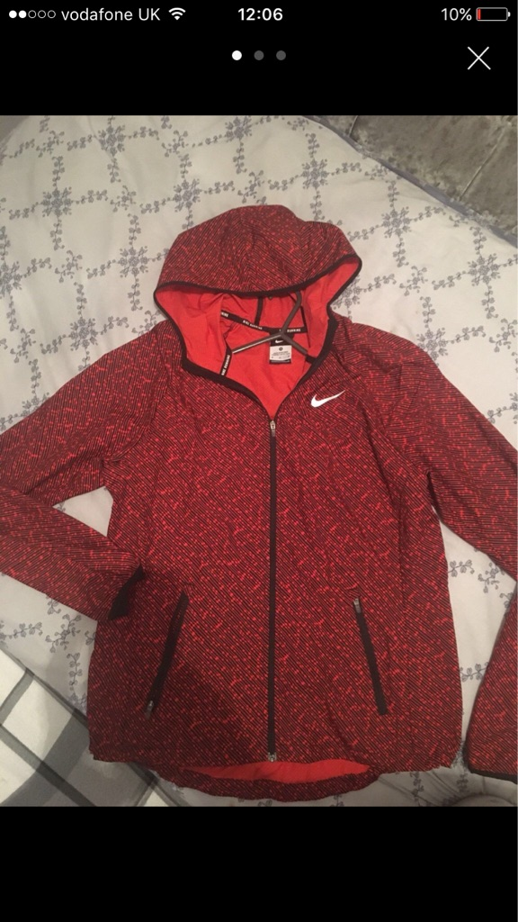 Brand new girls Nike jacket