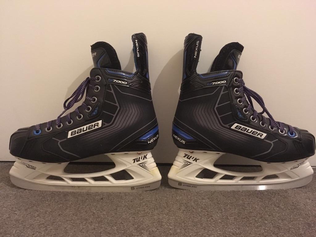 Bauer Nexus N7000 ice hockey skates 7EE