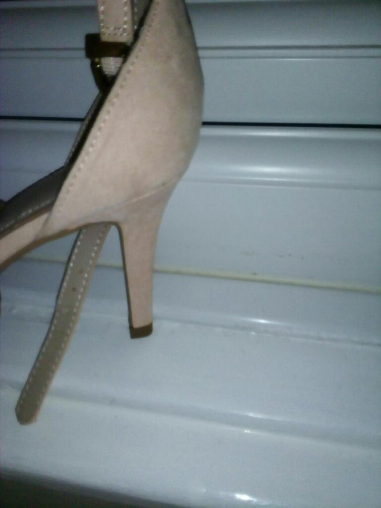 Brand New H&M mid high heels
