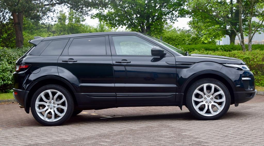 Range Rover EVOQUE 2L