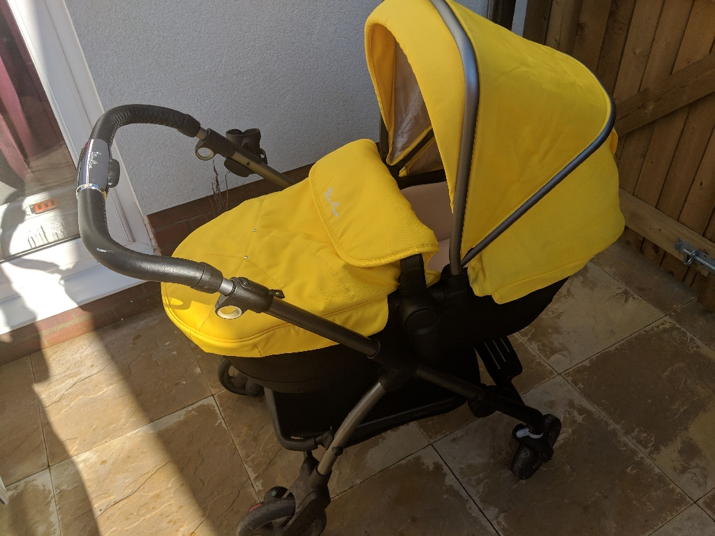Silcer Cross Wayfarer pram/pushchair