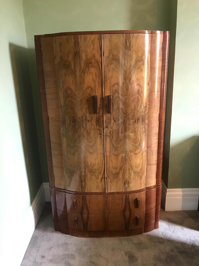 Wooden furniture x 3
