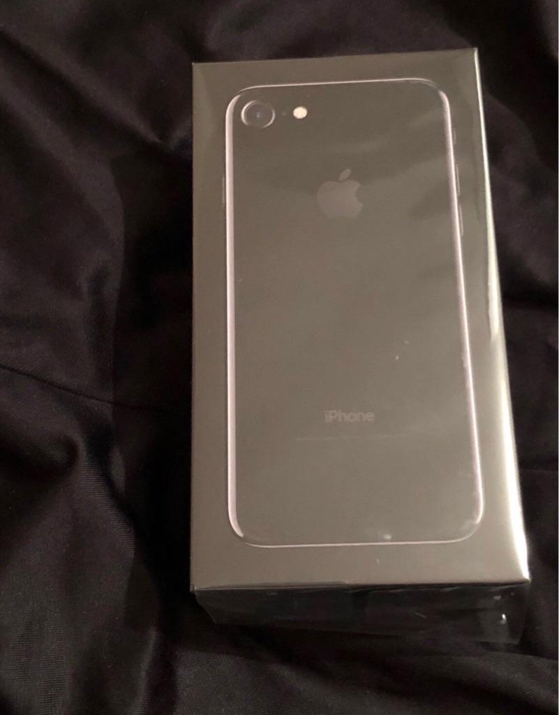 Iphone 7 32gb Jet Black - EE