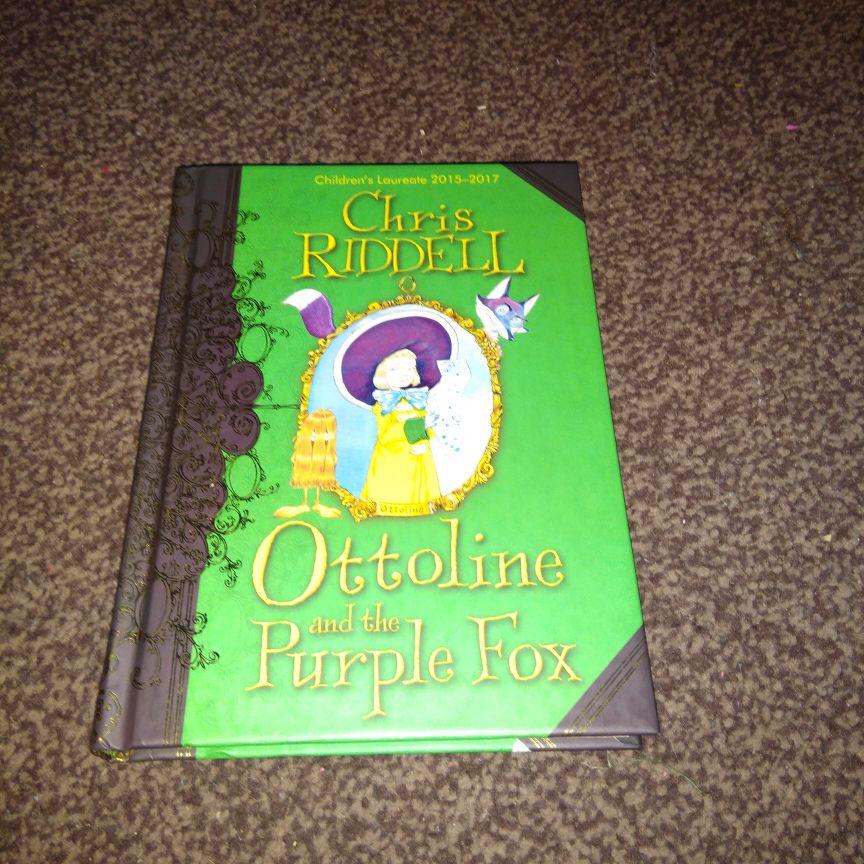 Chris riddell books x 4