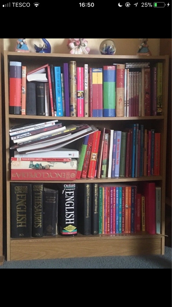 Books - old and new