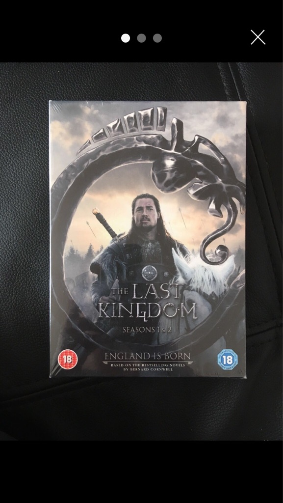 The last kingdom boxset