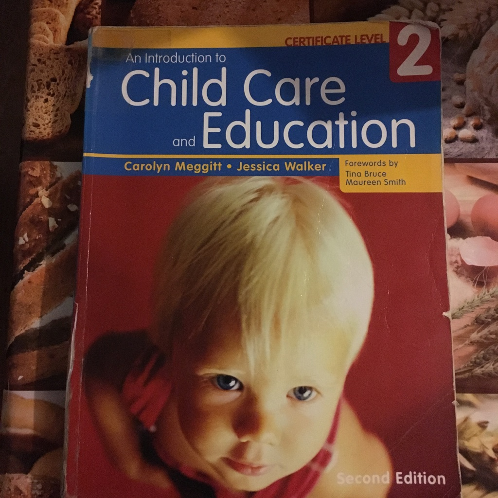 Childcare book