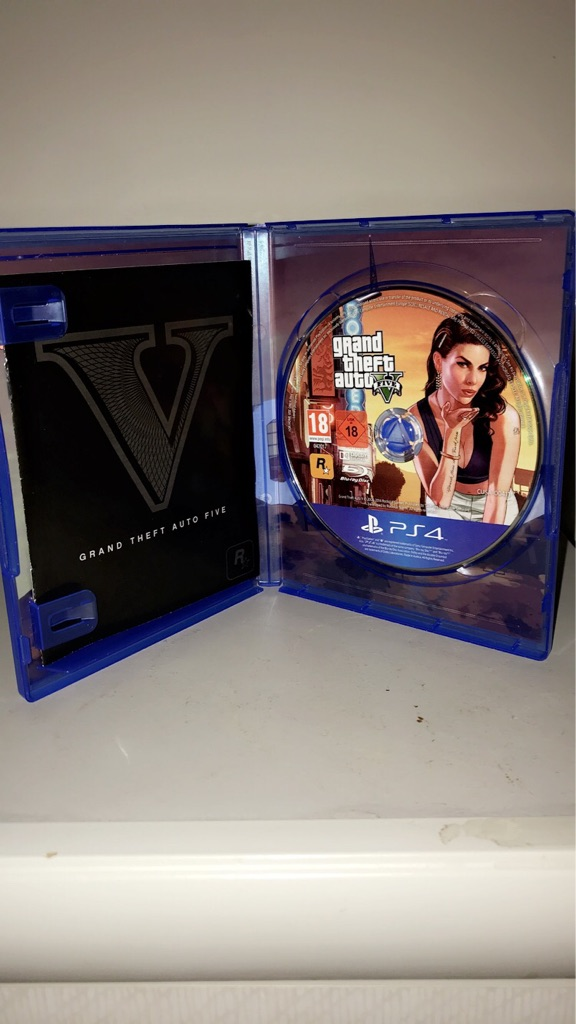 PS4 GTA 5