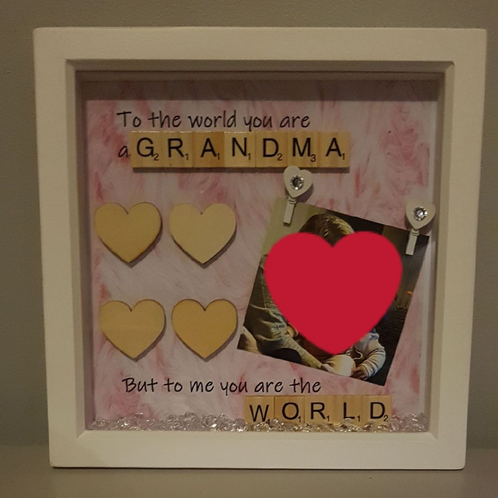 Personalised Photo Frame Gift
