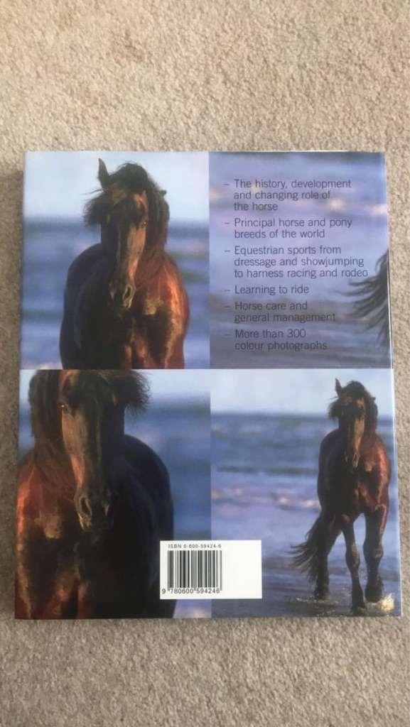 Encyclopaedia of the horse