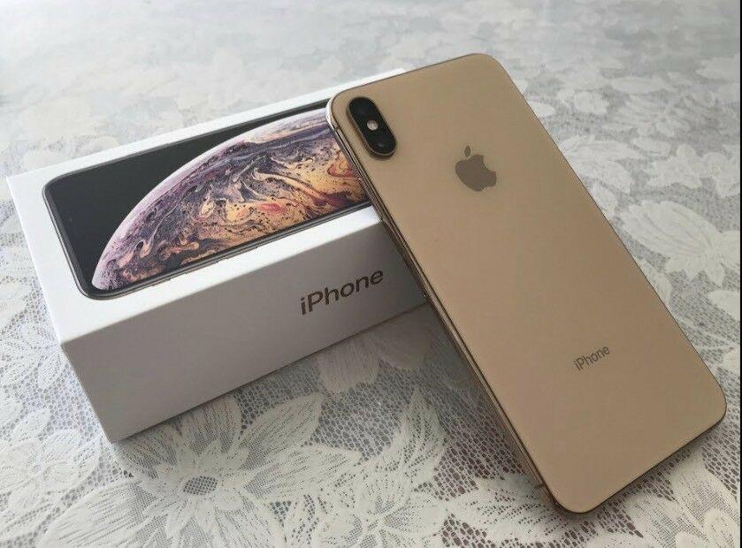 iPhone XS Rose Gold 256GB