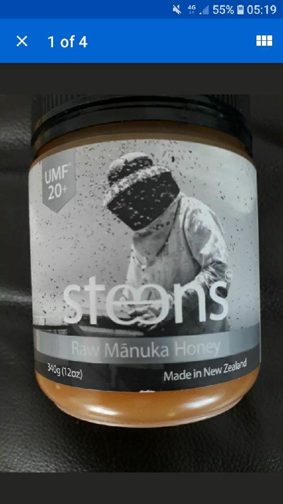 Steens may rule honey