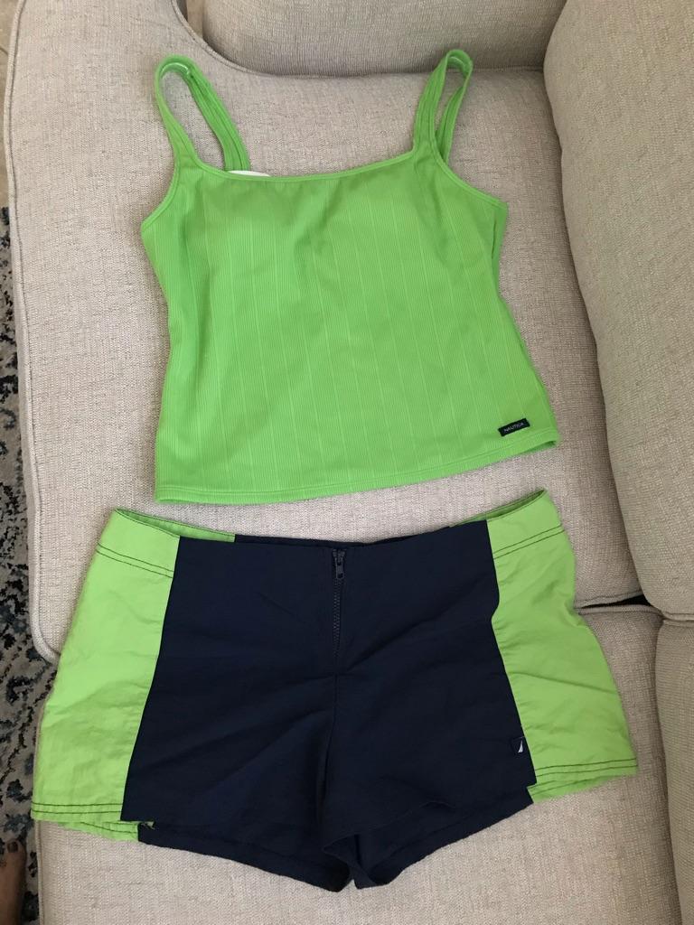 Ladies swimsuits (size 12)