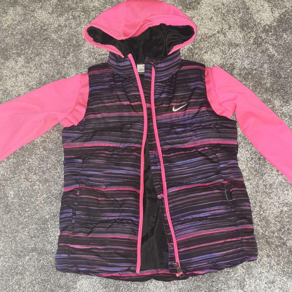 Girls Nike jacket, size 7/8