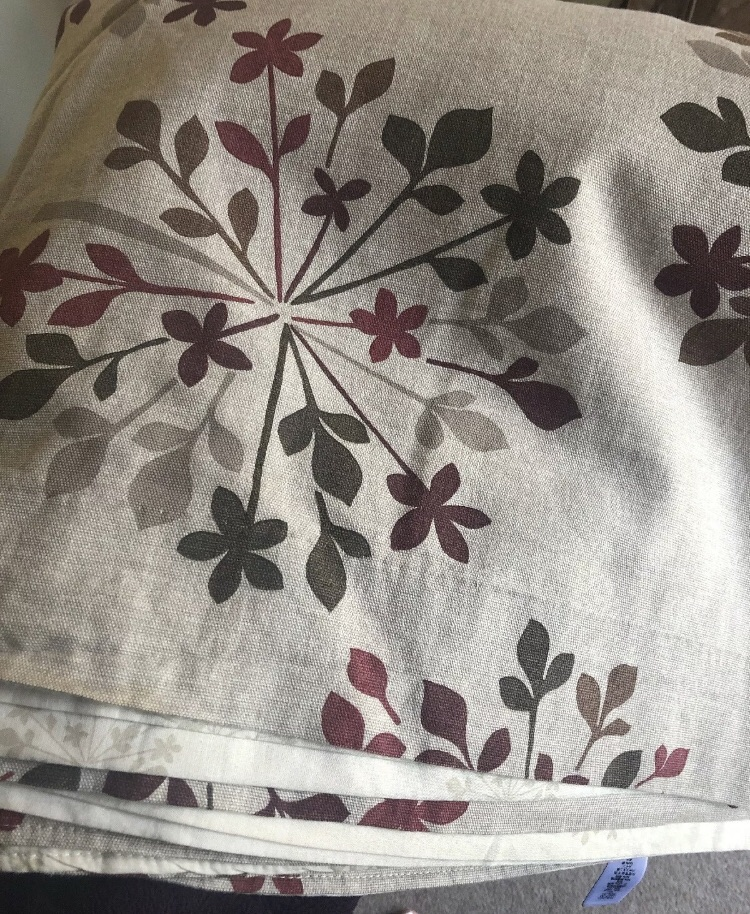 Next Eyelet Curtains Wide Width (89x90)