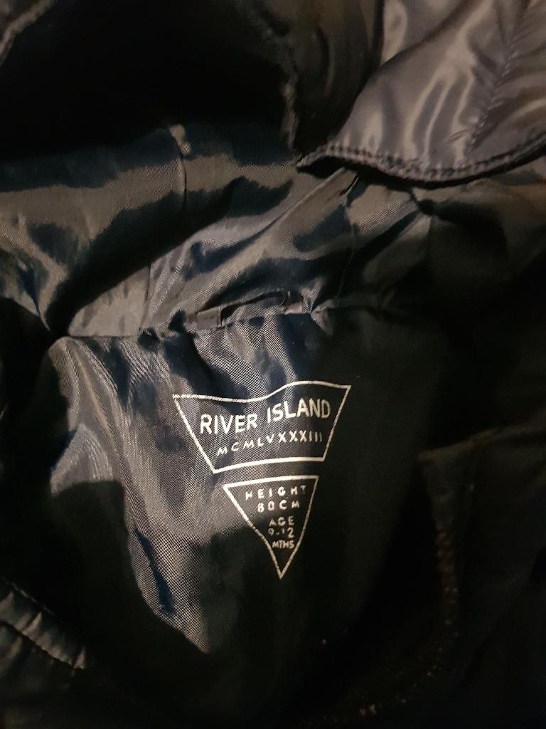 River island boys jacket