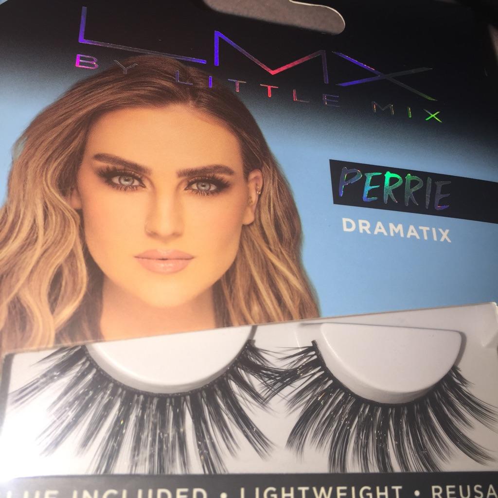 LMX little mix eyelashes
