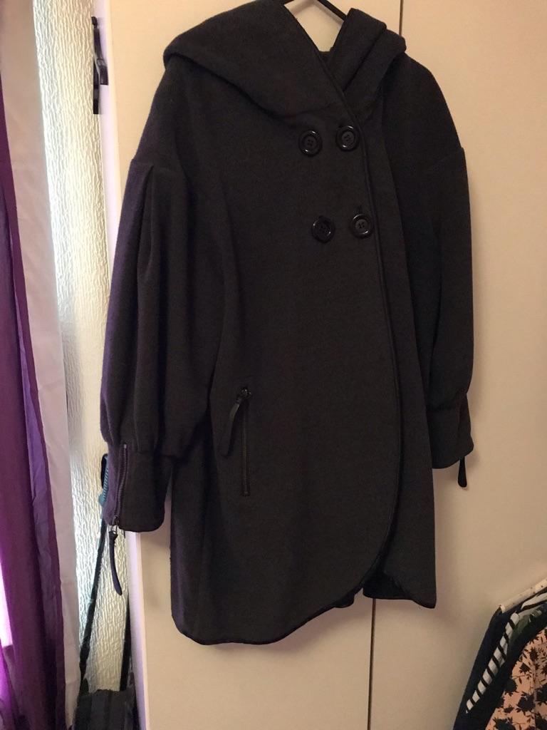 Zara coat size 16