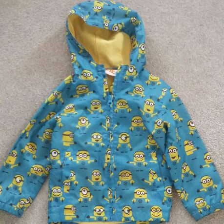 2-3 year rain jacket