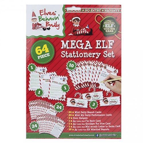 Mega elf stationary set