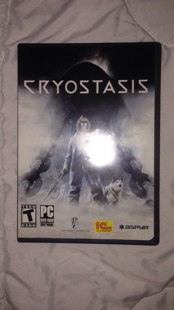 Cryostasis (2009 PC Game)