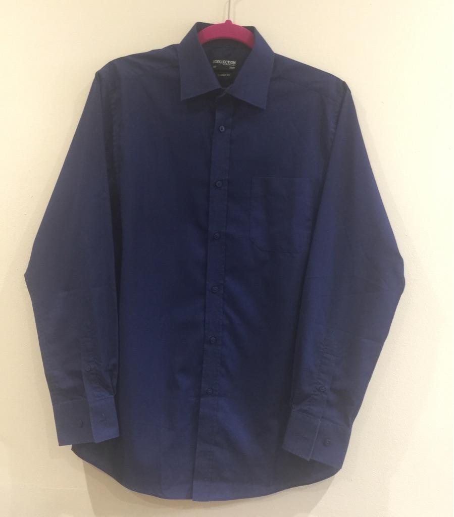 "Blue shirt (15""/38cm)"