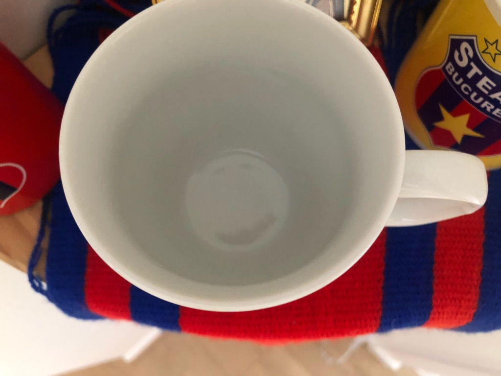 3D logo MAHLE Tea/Coffee Mug WHITE