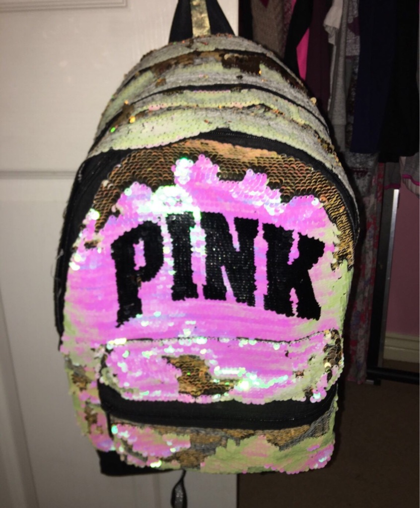 Victoria secret / pink backpack