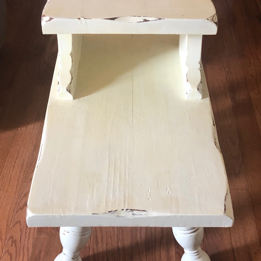 Farm house style side table