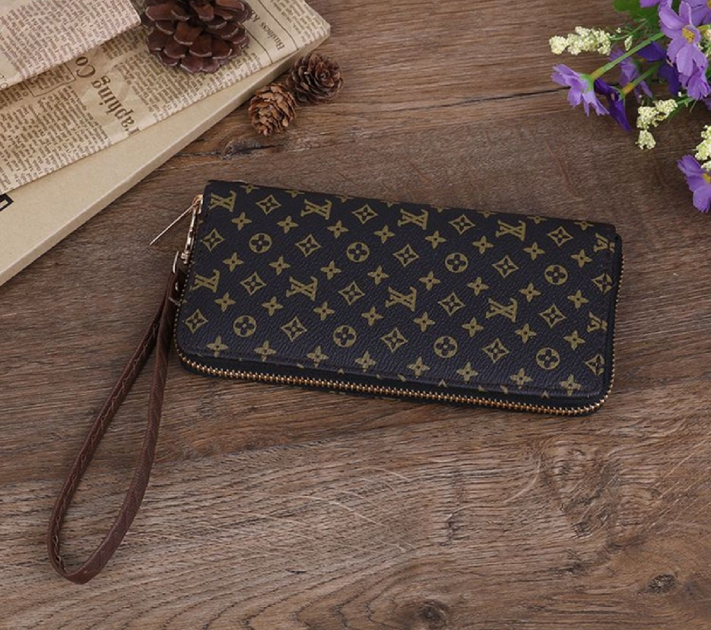 Big Wallet Brown